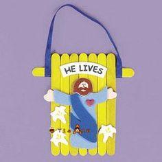 VIAGEM A JERUSALÉM -  Ler: Lucas 2:1-20, 41-52; 5:1-11; 8:2-25; João 2:1-12 A ÚLTIMA CEIA -  Ler: Lucas 22:7-23; M... Bible Study Crafts, Bible Crafts For Kids, Vbs Crafts, Craft Stick Crafts, Easter Crafts, Diy For Kids, Church Activities, Easter Activities, Blog Da Tia Ale