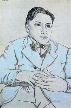 Lucian Freud paper