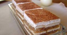 Mirisni, osvježavajući kolač od jabuka, bez pečenja biskvita…Ovo je recept iz mog djetinjstva i bio je jedan od prvih kolača koje sam...