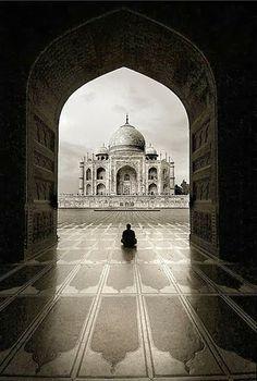 Taj Mahal | Agra, India