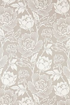 Peony BP 2302 - Farrow & Ball. Classic WallpaperModern WallpaperWallpaper  PatternsWallpaper ...
