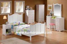 jual Kamar Tidur Set Anak Minimalis harga murah untuk tempat tidur anak perempuan/laki-laki.kayu mahogany perlengakapan furniture kamar anak dan mebel anak