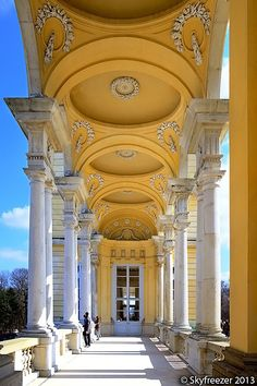 Schönbrunn Palace . Vienna , Austria