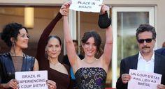 O s    E s p i n h o s    d o     M a n d a c a r ú: O protesto de Cannes é devastador para Temer