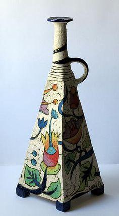 Inna Olshansky . Art . Israel | Vases