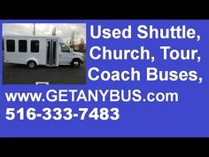 Used Church Buses For Sale In VA by NY Dealership | 2011 Ford E350 14 Passenger Limo Shuttle Bus For Sale In Virginia | Call CHARLIE at 516-333-7483
