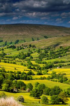 """""""Whenever I arrive in Dentdale, and the sturdy little village that gives the valley its name, I always feel as if I'm coming home."""" Slow Travel Yorkshire Dales; www.bradtguides.com"""