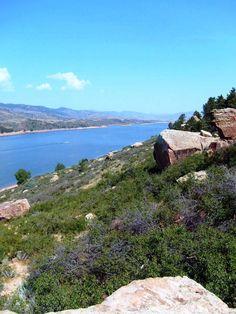 reservoir. Fort Collins, CO