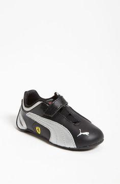 PUMA Future Cat Scuderia Ferrari Kids Trainers Boys Babies Toddlers F1 Shoes