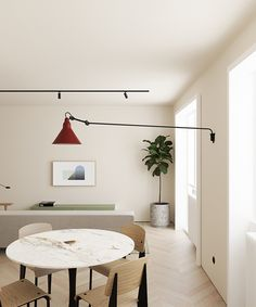 3 Homes That Show Off the Beauty In Simplicity Of Modern Scandinavian Design Deco Design, Küchen Design, House Design, Design Homes, Modern Design, Design Ideas, Scandinavian Interior Design, Interior Design Kitchen, Scandinavian Style
