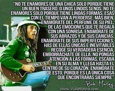 No te enamores Bob Marley