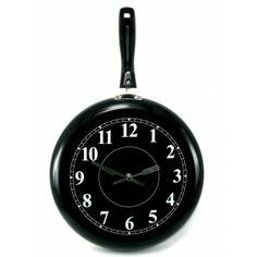 Reloj Pared Sarten  http://www.zatton.es/relojesdepared-c-64.html