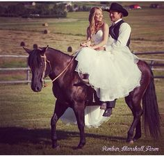 Amber Marshall - wedding photo. Heartland