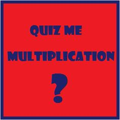Classroom Freebies Too: Multiplication Fact Fluency -- 10 minutes of practice each day without flash cards
