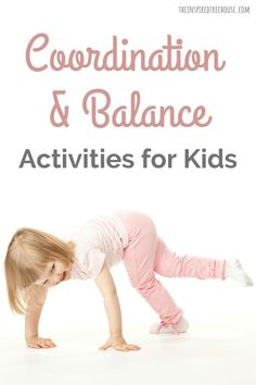Coordination Physical Activities For Kids, Gross Motor Activities, Gross Motor Skills, Therapy Activities, Preschool Activities, Games For Kids, Therapy Ideas, Physical Development, Child Development