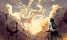 Cloud Forest by Jon-Lock