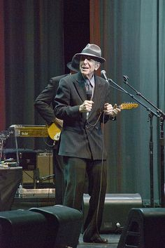 """Leonard Cohen """"There is a crack in everything that's how the light gets in"""""""
