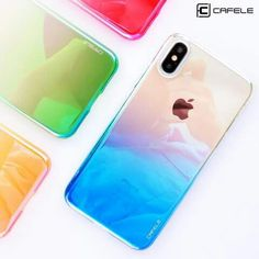 Mirror Glare Effect Phone Case iPhone X 10 @realcasepeace  www.casepeace.com  Buy Now: https://goo.gl/tNoUvp #phonecase #iphonecase #smartphonecase #gradient #candy #colorful #iphone5 #iphone6 #pink #blue #iphoneonly #iphonesia #cool #cute #mirror #iphonex #iphone10 #effect #glare