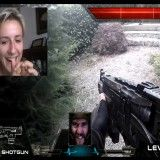 """These guys created a real life First Person Shooter in their house and streamed it live on the internet for people to """"play"""". Results are fantastic!"""