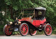 Hupmobile Model 20 Runabout - 1909