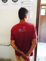 BLOG DO MARKINHOS: Polícia Militar de Cândido de Abreu prende jovem f...