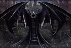 Best. Artwork. Ever. (Batman: Avenging Angel by *AndyFairhurst on deviantART)