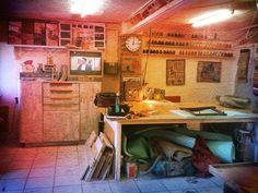 Upholsterer Workshop