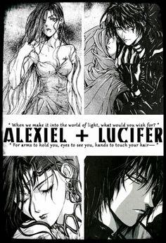 Alexiel & Lucifer