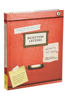Other People's Rejection Letters, #ModCloth