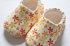 Baby Shoe Pattern - Slipper. $4.50, via Etsy.
