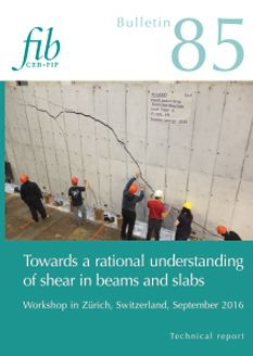 Towards a rational understanding of shear in beams and slabs (PDF) fib Bulletins No. Towards a rational understanding of shear in beams and slabs. Technical report pages, ISBN May - PDF format