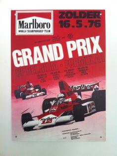Grand Prix of Belgium Formula 1 (16 mei 1976)