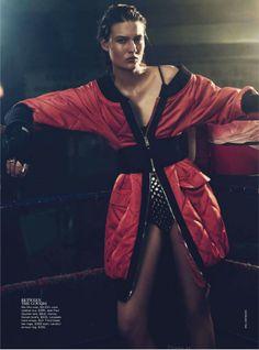 cm1h 620x837 Vogue Austrália Setembro 2013   Maria Bradley em Million Dollar Lady por Will Davidson  [Editorial]