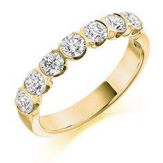 Diamond Weight: Diamond Cut: Round Brilliant Width: Diamond Coverage: Ref No: Eternity Rings, Diamond Cuts, Gold Rings, Rose Gold, Jewels, Yellow, Bracelets, Wedding, Valentines Day Weddings