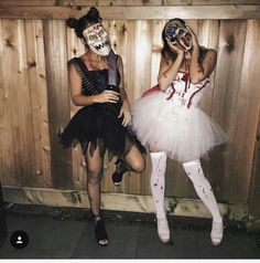 62 Scary Halloween Costumes Ideas for Women Unique Creative and Funny Look - Lifestyle Spunk Halloween Costume Teenage Girl, Halloween Costumes For Teens Girls, Cute Group Halloween Costumes, Looks Halloween, Women Halloween, Scary Costumes, Funny Halloween, Couple Halloween, Diy Costumes