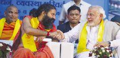 Welcome Pioneeralliance News मुस्लिम समुदाय मोदी के नेतृत्व में ही प्रगति कर सकती है : रामदेव