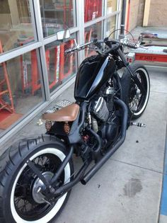 1990 honda shadow bobber