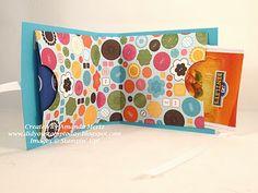 Did You Stamp Today?: Tea Bag Pocket Tutorial