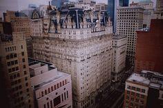 Philadelphia (the old Bellevue Stratford)