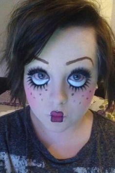 Das Anime-Make-up