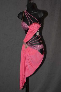 Dore Designs Latin Ballroom Dress