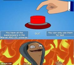 Would you press the button? - http://www.funnyclone.com/would-you-press-the-button/