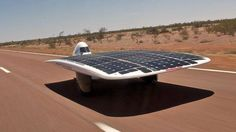 BBC - Future - Technology - Solar-power vehicles pushing boundaries of possibility