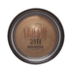 Bourjois Color Edition 24h eyeshadow- 24hour hold, intense colour - Boots