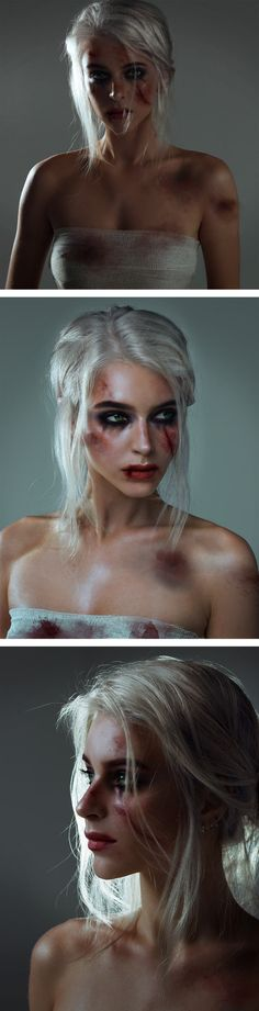 Ciri cosplay [Witcher]