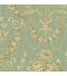 Find wallpaper close-out sale pricing for popular wallpaper patterns online courtesy of Wallpaper Warehouse. Toile Wallpaper, Wallpaper Stores, Victorian Wallpaper, Prepasted Wallpaper, Wallpaper Samples, Wallpaper Ideas, Embossed Wallpaper, Bedroom Wallpaper, Vintage Wallpaper Patterns