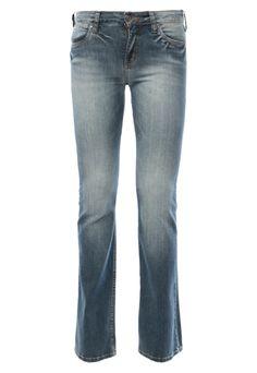 Calça Jeans Colcci Cintura Azul - Compre Agora | Dafiti Brasil