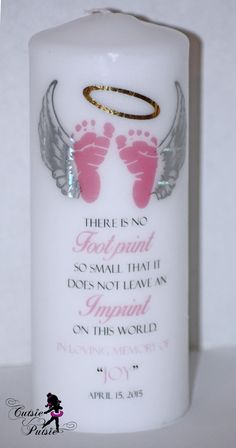 Unique gifts for loss of baby