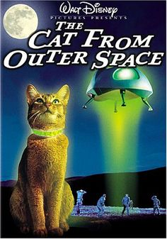The Cat From Outer Space Walt Disney Video http://www.amazon.com/dp/B0001I55OW/ref=cm_sw_r_pi_dp_7psEub1HXH9P8