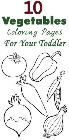 fall vegetables colouring pages - Google Search